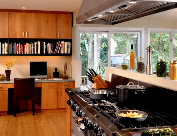 Professional Home Kitchen Design Wallpapers