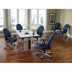 Conference Table with Rectangular Top