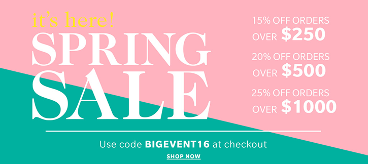 ShopBop Spring Sale! // A Style Caddy
