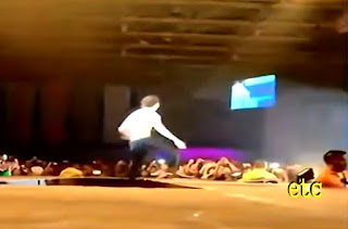 10 Must Watched Pinoy Celebrity Stage Falls That Made Many People Laugh! This Is Certainly Hilarious!