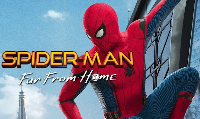 Spider-Man 2: Far From Home (Film 2019) Trailer, premiera, detalii