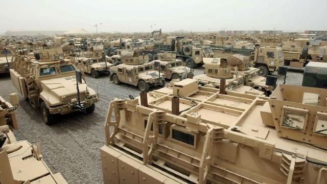 Iraq TradeLink News Agency: US postpones payment of $2 7 b
