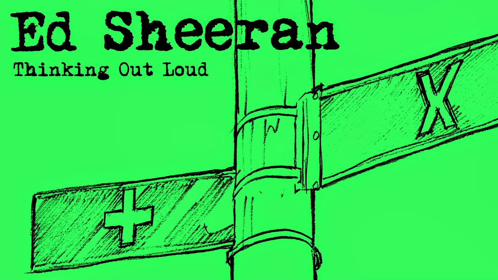 Ed Sheeran - Thinking Out Loud Lyrics - SONGS ON LYRIC
