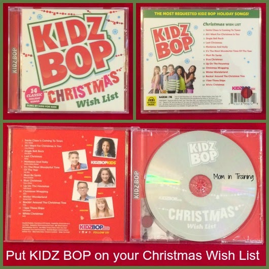 Stacy Tilton Reviews: Holiday Gift Guide: KIDZ BOP for the ...