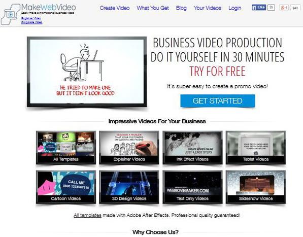 3 مواقع خيالية لعمل مقدمة فيديو إحترافية بدون برامج