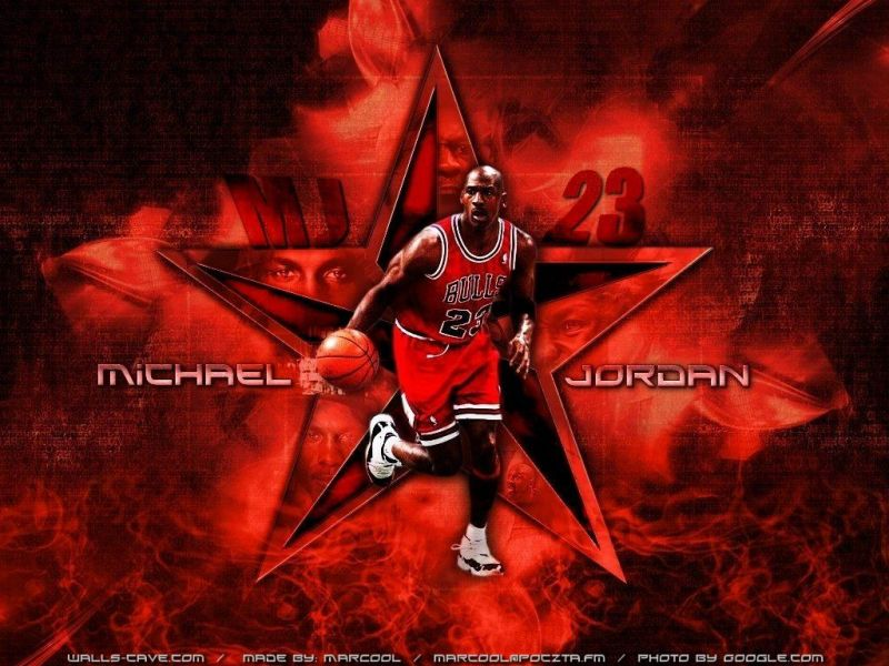 Michael Jordan W...Lebron James Wallpaper Heat Dunk