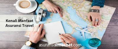 Keuntungan Memiliki Asuransi Travel Simasnet