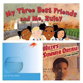 Miss T's post on 7 Diverse Books Featuring a Character With A Disability