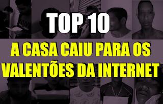 [VÍDEO] TOP 10: SE DERAM MAL AO AMEAÇAR POLÍCIA NA INTERNET EM 2016