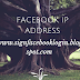 How To Get Facebook Ip