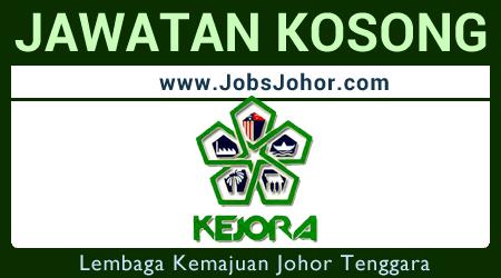 Jawatan Kosong Lembaga Kemajuan Johor Tenggara (KEJORA) 31 Mac 2016