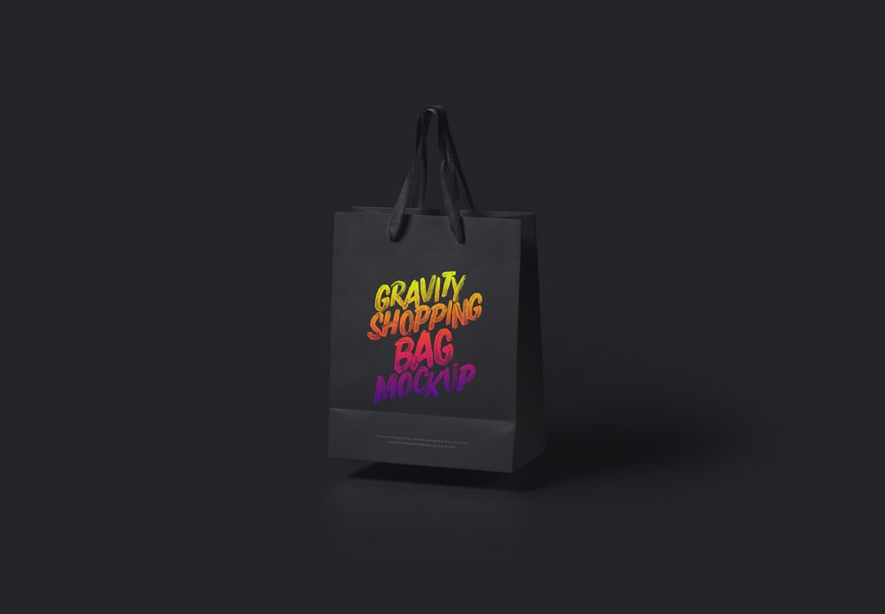 80 Free Shopping Bag Mockup Templates Graphic Design Resources