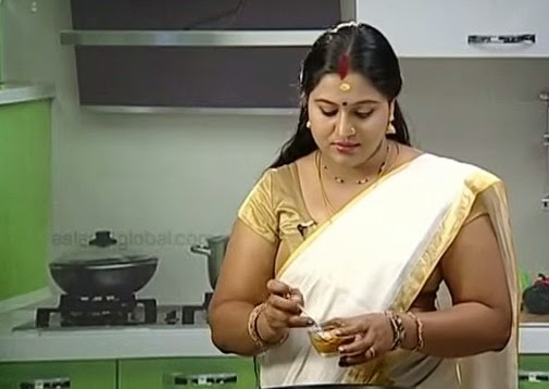 Lakshmi Priya In Set Saree Pictures Malayalam Actress And