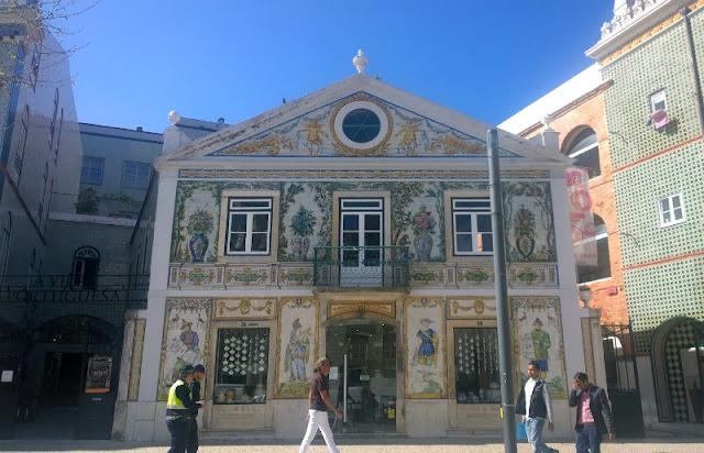 Shopping in Lisbon | A Vida Portuguesa Store