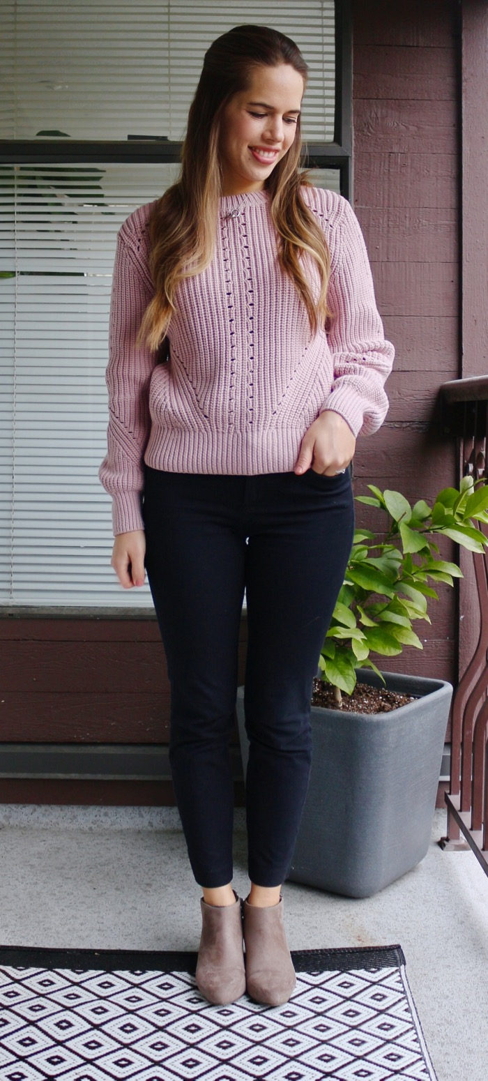 Jules in Flats - H&M Knit Sweater