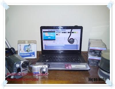 Studio Mini Untuk Memproses Proyek Editing - Blog Mas Hendra