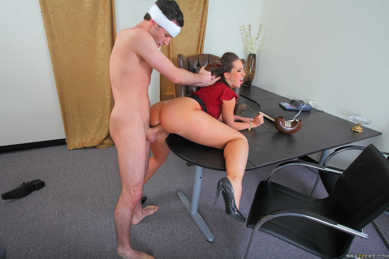 Forced sex office video — img 14