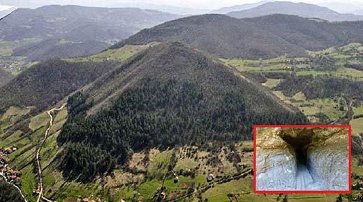 Expertos afirman que la Pirámide del Sol de Bosnia tiene al menos 32 000 años