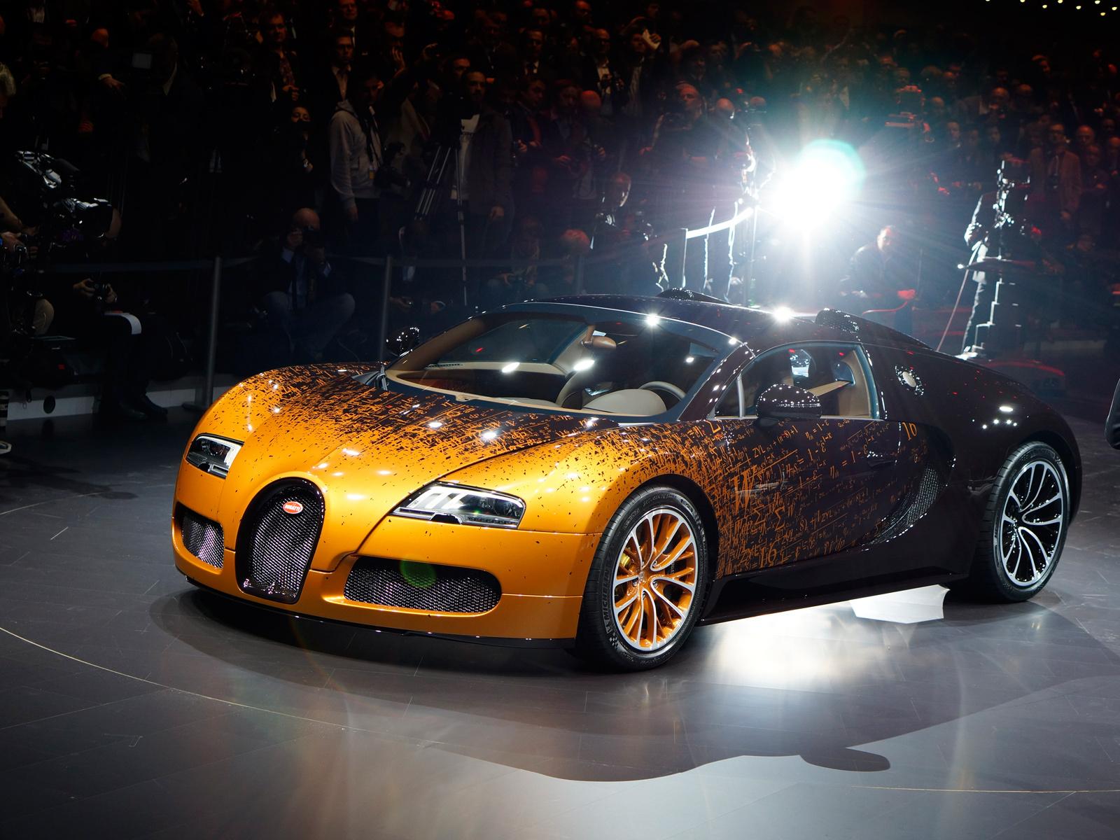 refCars: Bugatti Veyron Grand Sport Venet special edition