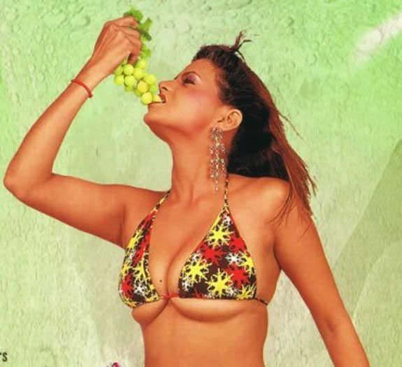 Sapana Sahu Sexy Hot Bikini Panty Choli Blouse Bra -4796