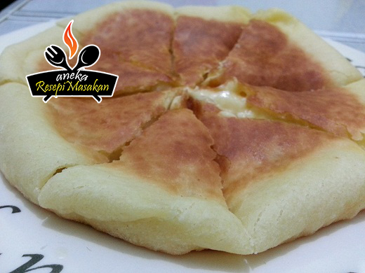 Resepi Roti Naan Cheese http://banyakresepi.blogspot.my/