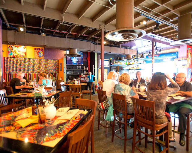 Cafe Tu Tu Tango em Orlando