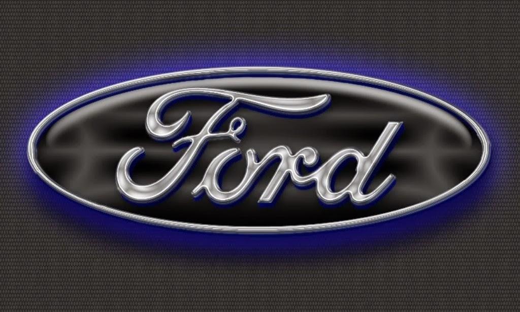 Ford Logo Wallpaper