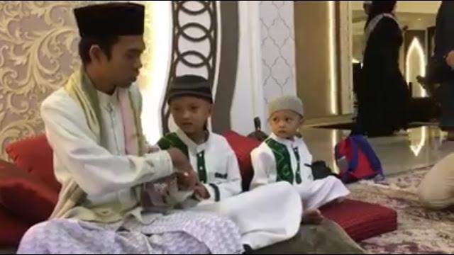 Gagal Bertemu Ustadz Somad 2 Bulan Lalu, Begini Balasan Allah untuk Wildan