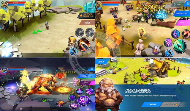 game Crushmon Nexon Apk v1.5.22 Full Latest Android
