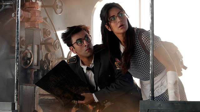 Ranbir Kapoor & Katrina Kaif pair up for probably the last time in Jagga Jasoos.