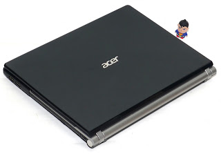 Laptop Acer Aspire V3-471 Core i3 Second di Malang