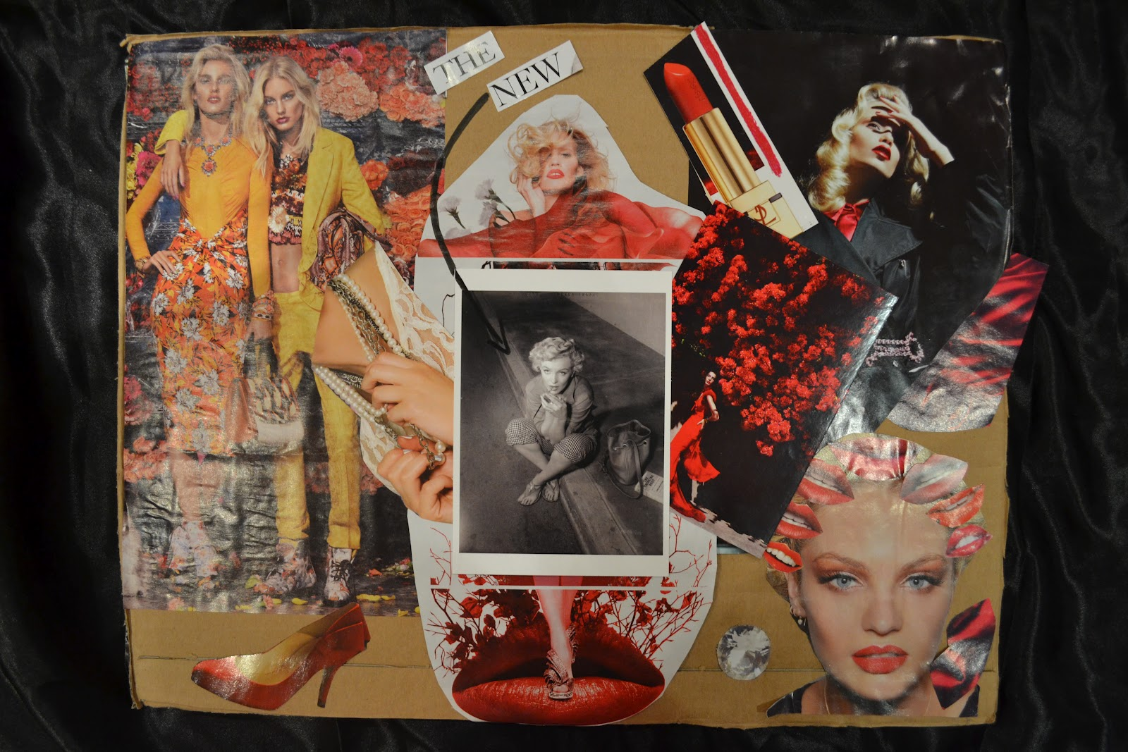 The Pretty Things Editorial Mood Board