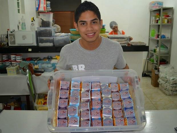 Como ganhar dinheiro vendendo docês (brownie)