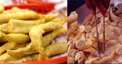 Filipino Street Food Tempura Recipe