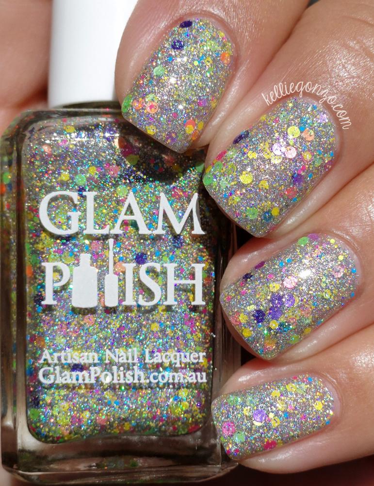 Glam Polish Yeah Baby!