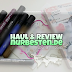 HAUL + REVIEW: Nurbesten.de (November 2016)