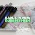 HAUL + REVIEW: Nurbesten.de (November 2016)
