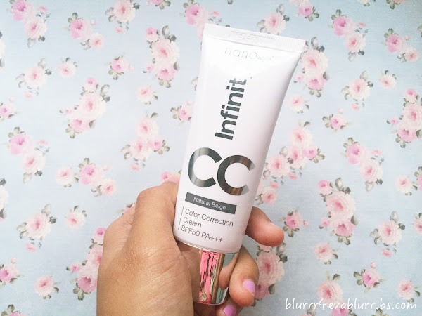 ♡ Nano White CC Infinity Cream Review