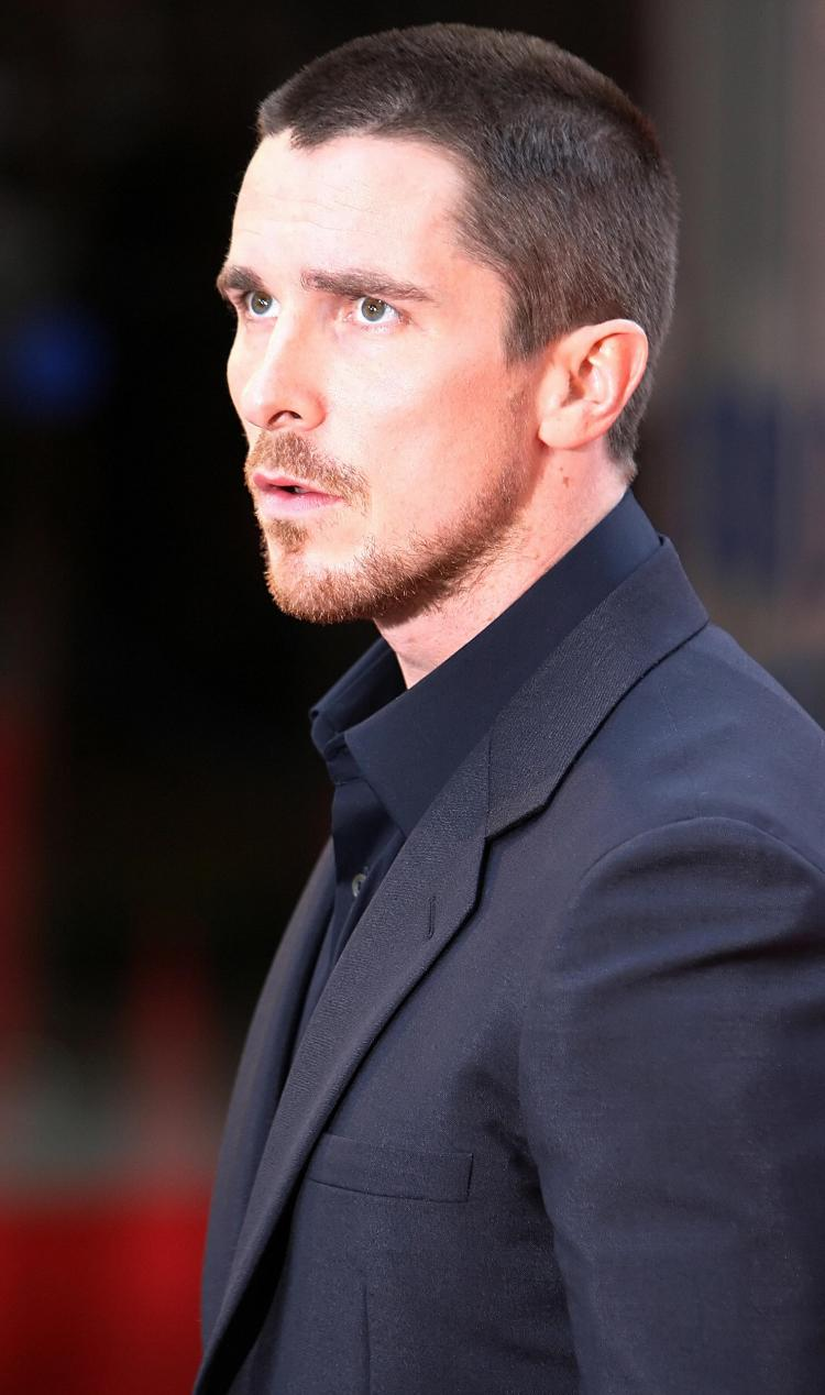 Christian Bale Celebrities Hairstyle Celebrities Hairstyle