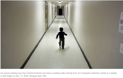 America, the kidnapper: 'Likely thousands' of children still separated by Rex Huppke