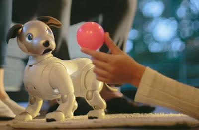 Cachorrinho-robô Aibo