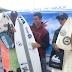 Bernardo Ribeiro é  campeão no Arrawaii de surf amador