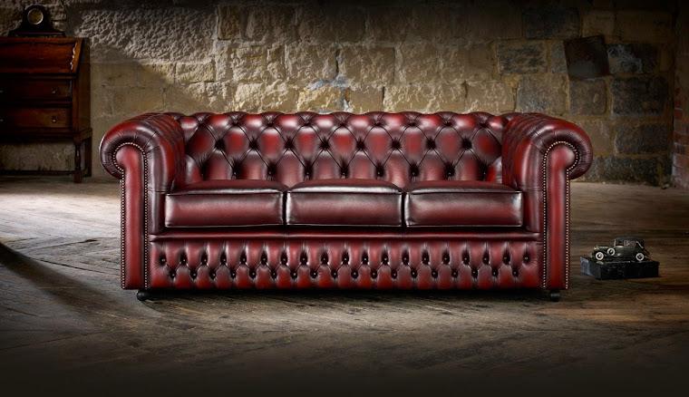 divani chesterfield originali inglesi collins cooper