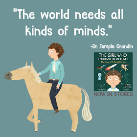 Temple Grandin Quote: STEM for Kids