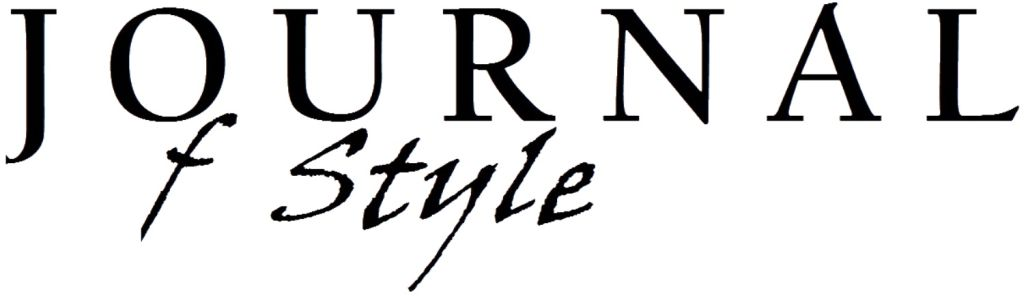 JOURNAL OF STYLE