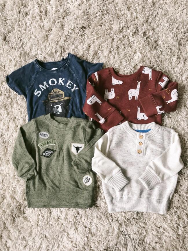 Boys Target Clothes