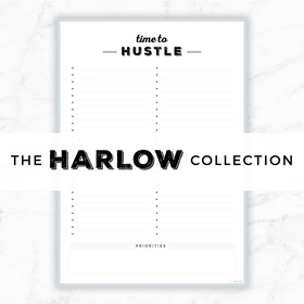 The Harlow Collection // Eliza Ellis