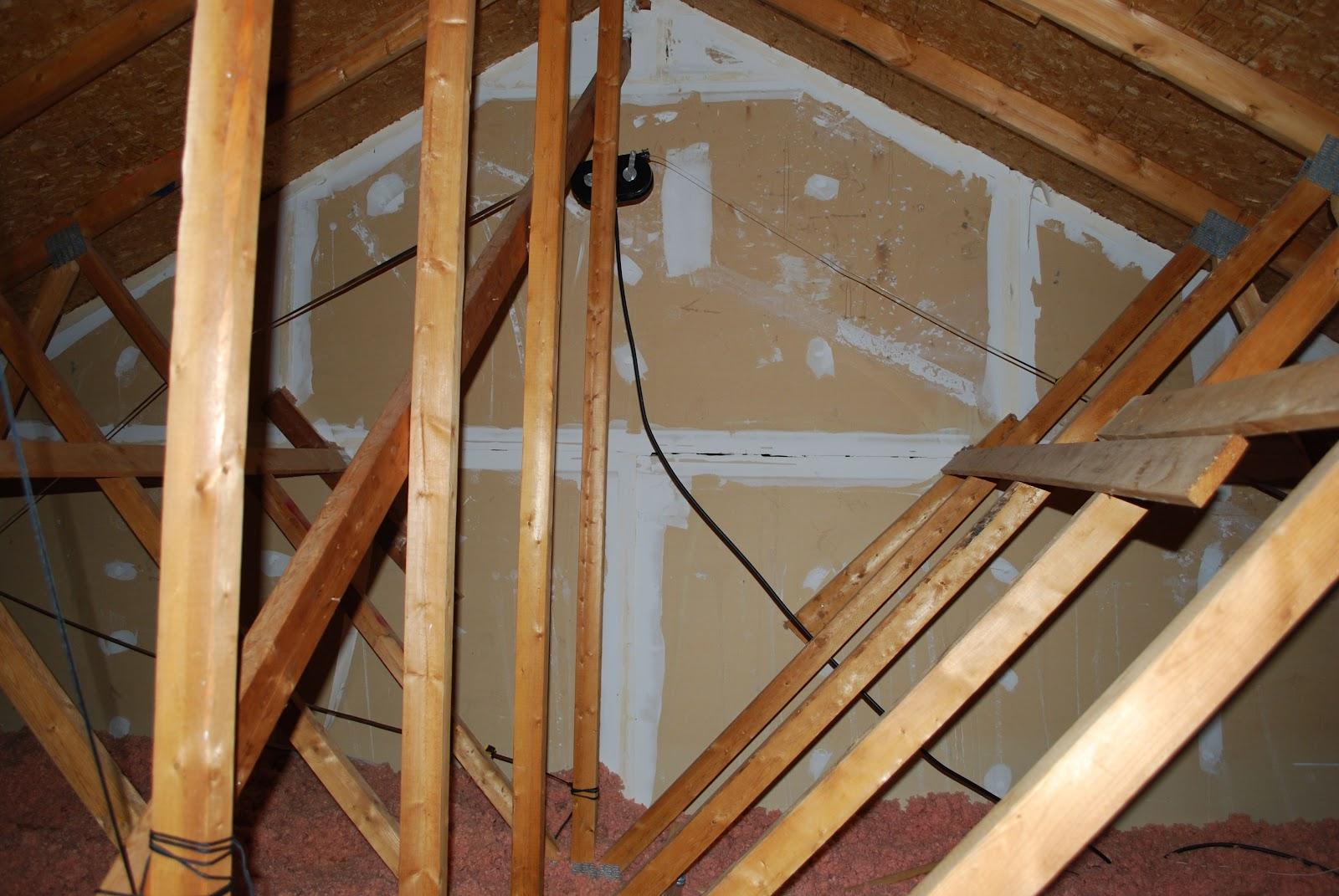 Hy-gain noise antenna & A trip into the attic. u2022 AmateurRadio.com
