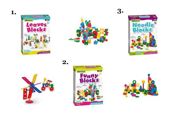 klocki listki - klocki jeżyki - jakie klocki dla dziecka - prezent na Mikołajki dla dziecka - hancia.pl - zabawki dla dzieci online