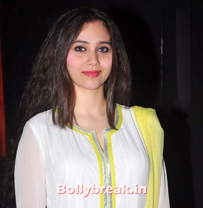 Sasha Agha, Sasha Agha, Alka Verma at Movie 'Unforgettable' First Look Launch
